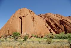 Uluru (Ayers Rock), Australia Stock Image