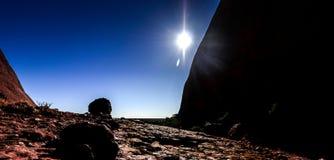 Uluru - Ayers Rock Royalty Free Stock Image