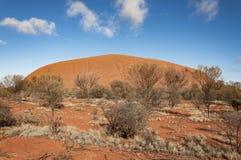 Uluru Ayers Rock Royalty Free Stock Photos