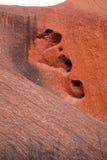 Uluru - Ayers vaggar Fotografering för Bildbyråer