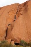 Uluru - Ayers vaggar Royaltyfria Bilder