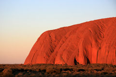 Uluru, Ayres Rock, Australia Stock Photo