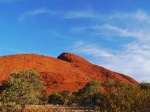 Uluru-Kata Tjuta National Park Royalty Free Stock Images