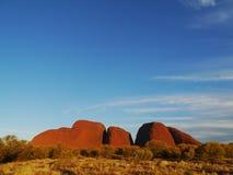 Uluru-Kata Tjuta National Park Stock Photo