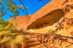 Free Uluru Mala Walk Cave Royalty Free Stock Images - 159229029