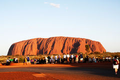 Uluru Northern Territory Australia Stock Photography