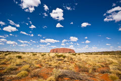 Uluru Outback Stock Photos
