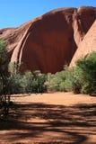 Uluru, roccia di Ayres, Australia Fotografie Stock Libere da Diritti