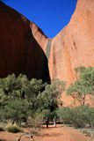 Uluru, roccia di Ayres, Australia Fotografia Stock