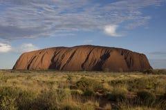 Uluru (rocha de Ayers) Fotografia de Stock Royalty Free