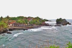 Uluwatu寺庙,印度尼西亚 库存照片