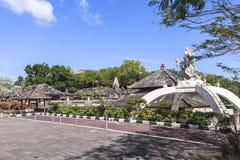 Uluwatu寺庙,巴厘岛 库存图片