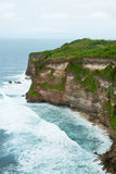 Uluwatu Cliff Royalty Free Stock Photo