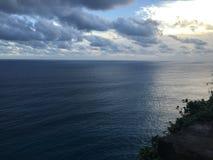 Uluwatu cliff royalty free stock photos