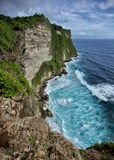 Uluwatu coast Royalty Free Stock Photos