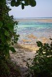 Uluwatu plaża Obraz Royalty Free