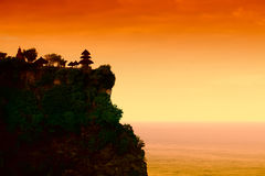 Uluwatu Temple Stock Photography