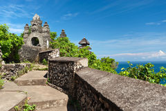 Uluwatu Temple Royalty Free Stock Image