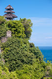 Uluwatu Temple, Bali Royalty Free Stock Images