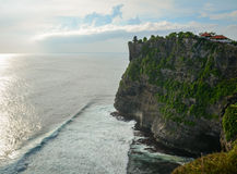 Uluwatu temple in Bali, Indonesia Stock Photos