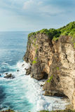 Uluwatu temple Bali Indonesia Stock Photo