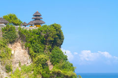 Uluwatu temple, Bali, Indonesia. Stock Photography