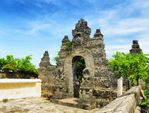 The Uluwatu temple Royalty Free Stock Image