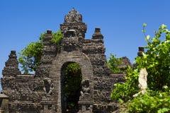 Uluwatu Temple In Bali Stock Photo