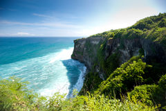 Uluwatu Temple View, Bali Stock Photos