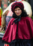 Ulverston Dickensian Festival 2011 Royalty Free Stock Image