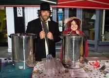 Ulverston Dickensian Festival 2011 Stock Photos