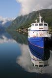 ulvik hardangerfjord Стоковая Фотография