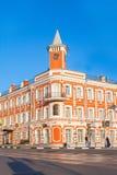 Ulyanovsk Simbirsk Rússia museu histórico e memorável do 18 de agosto de 2018 do centro de Goncharov fotos de stock royalty free