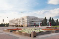 Ulyanovsk Simbirsk Russia On August 8, 2013 the Pedagogical University
