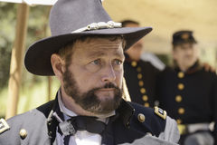 Ulysses Grant Imagens de Stock Royalty Free