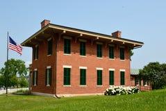 Ulysses Grant dom Obraz Stock