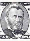 Ulysses Grant stående arkivbild