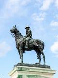 Ulysses S. Grant pomnik Zdjęcie Royalty Free