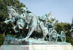 Ulysses S. Grant Memorail. Monument Washington DC stock photos