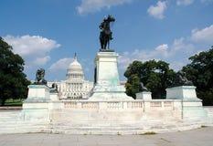 Ulysses S. Grant Memorail Royalty Free Stock Photos