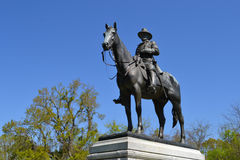 Ulysses S. Grant Memorial σε Vicksburg Στοκ εικόνες με δικαίωμα ελεύθερης χρήσης