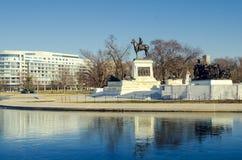 Ulysses S Grant Memorial stock foto