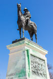 Ulysses S. Grant Memorial staty i Washington DC Royaltyfri Bild