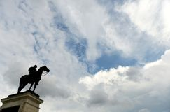 Ulysses S. Grant Memorial in Washington DC.  stock images