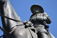 Ulysses S. Grant pomnik przy Vicksburg Fotografia Royalty Free