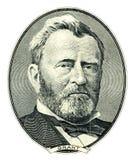 Ulysses S. Grant portrait cutout Stock Photos