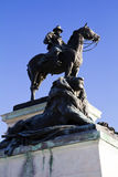 Ulysses S. Grant Statue royalty free stock photos