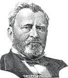 Ulysses S Grant (Vektor) Lizenzfreie Stockfotos