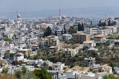Um Al Faham,以色列 免版税图库摄影
