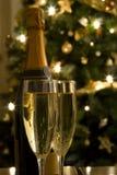 Um ano novo feliz está vindo Foto de Stock Royalty Free